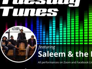 Tuesday Tunes: Saleem & the Music Lovers