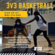 3v3 Basketball- Summer A 2021