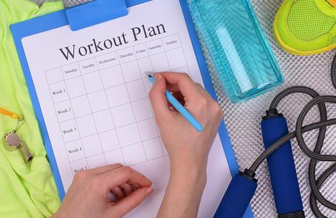 Well-U Fitness 101 - Get Started: Lifestyle Management Program