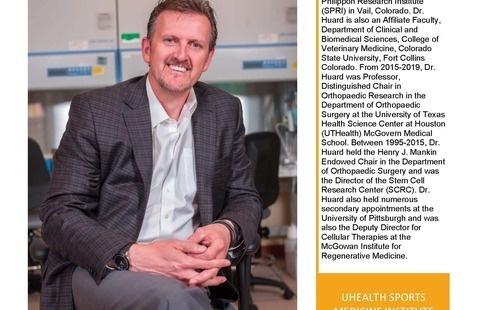 2021 Sports Medicine Institute Virtual Research Day