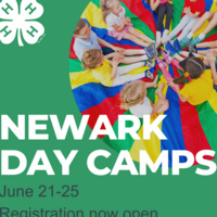 New Castle County 4-H June Summer Day Camps