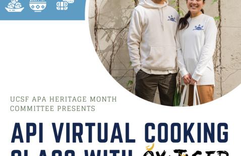 API Virtual Cooking Session: API Heritage Month 2021