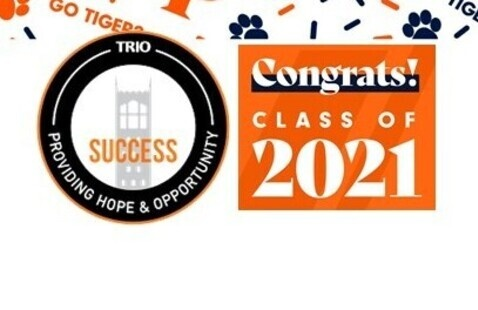 SUCCESS TRiO 2021 Graduation Celebration