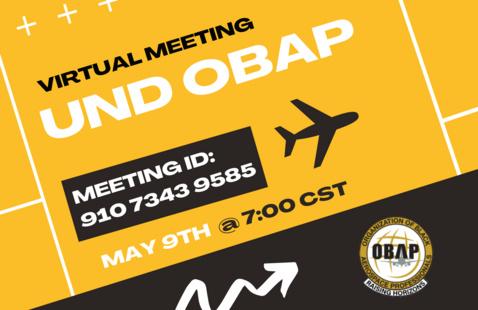 UND OBAP Meeting
