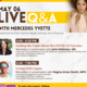 Instagram Live Session - Have Questions about the COVID-19 Vaccine? Join Dr. Jehni Robinson from KSOM, Mercedes Yvette from America's Next Top Model, and Community Engagement Board Member Regina Greer-Smith