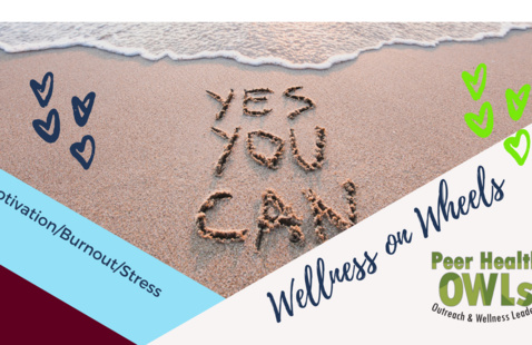 Wellness on Wheels: The Stress I Know the Better