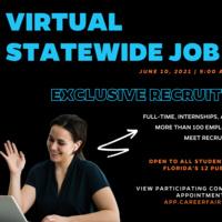 Virtual Statewide Job Fair