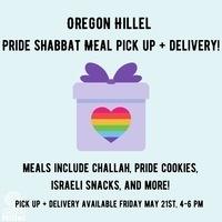 Oregon Hillel PRIDE Week - Tel Aviv PRIDE Shabbat
