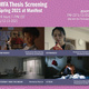 LIVE EVENT: Cinema and Television MFA Spring Thesis Screening
