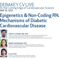 DeBakey CV Live: At the Cutting Edge of Cardiovascular Science