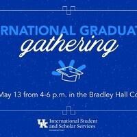 International Graduation Gathering