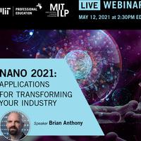 MIT Nano Live Webinar