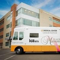 UT Mobile Mammography Unit