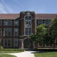 Photo of Morgan Hall