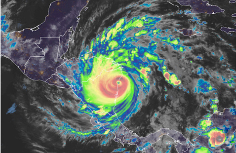Cane on Canes - The 2021 Atlantic Hurricane Season