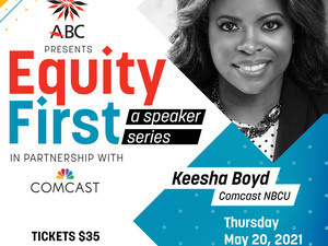 Equity First | a speaker series