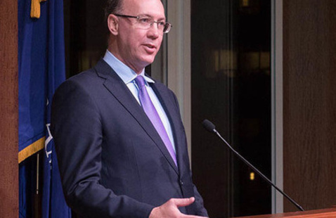 Antony Phillipson, British Consul General in New York & HM Trade Commissioner for North America @ The Herbert Half Hour