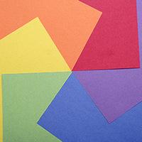 Take and Make: Tissue Paper Art