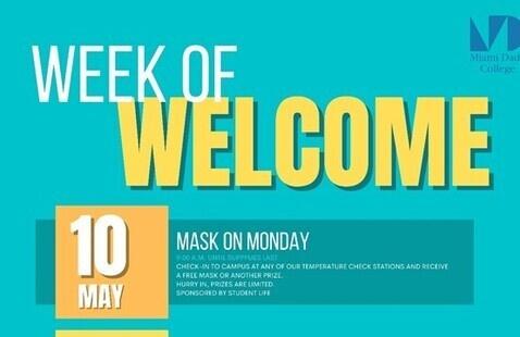 Summer Week of Welcome