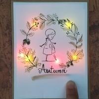 Light Up Card Take & Make