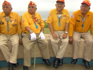At the Movies 2021: Navajo Code Talkers: A Journey of Remembrance