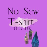 Transform T-Shirt Into Tote Bag