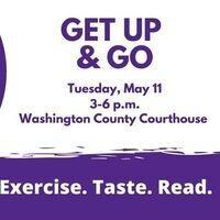 2021 Washington Co Get Up & Go event