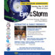 Eye of the Storm Event Flyer