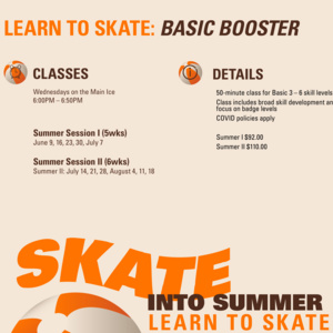 Basic Booster | Summer I