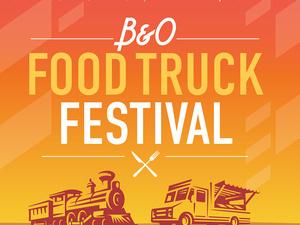 The B&O Food Truck Festival