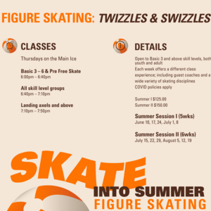 Twizzles & Swizzles | Summer I
