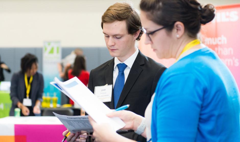 2021 Summer Virtual Job & Internship Fair