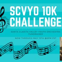 Santa Clarita Valley Youth Orchestra 10k Challenge