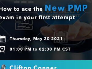 How to ace the new PMP exam in your first attempt.