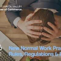 "SCV Chamber: New ""Normal"" Work Practices - Rules, Regulations & Protocols"