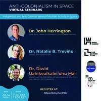 Panel Discussion with Dr. John Herrington: Indigenous View of Human Activity in Space
