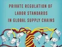 Book cover illustrating an intricate global supply chain with branches and roots, similar to a tree.