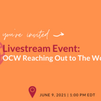 OCW Reaching Out to The World