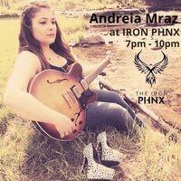 Andreia Mraz Live