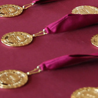 Image of Honors Medallion-Honors Medallion Ceremony - Tuesday, July 27, 2021, 4:00 p.m.