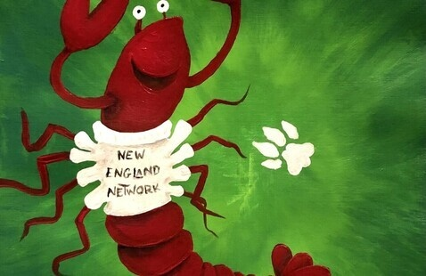 New England Alumni Network - Bobcat Paint and Sip