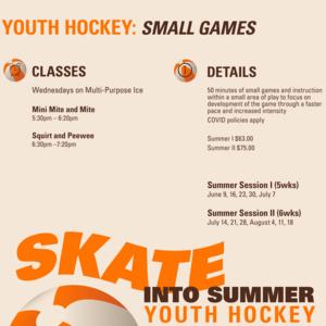 Youth Hockey Small Games | Summer II