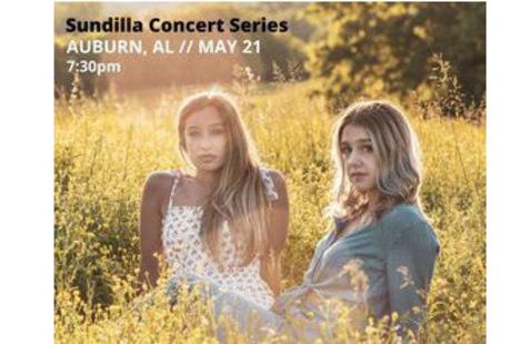 Sundilla Concert Series Presents 'Maybe April'
