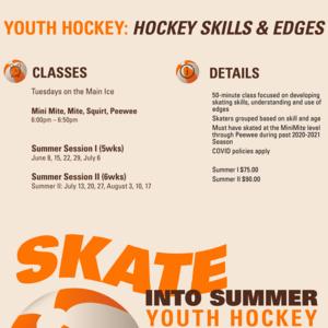 Youth Hockey Skills & Edge | Summer I