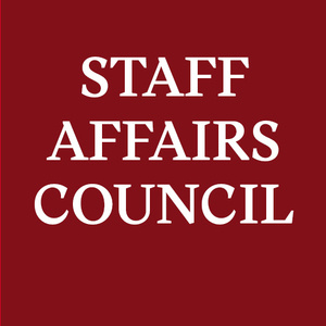 Staff Affairs Council Virtual Information Session