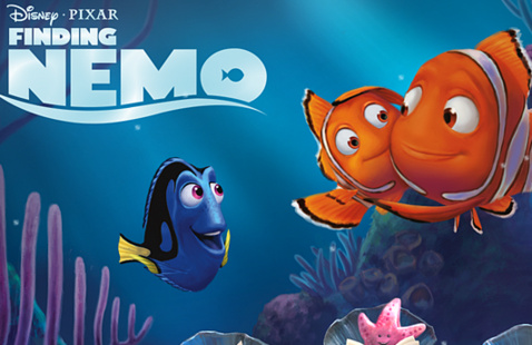 """Night at the Movies- Screening of """"Finding Nemo"""""""