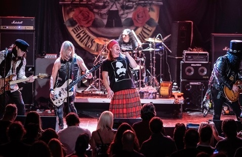 Nightrain – The Guns N' Roses Experience
