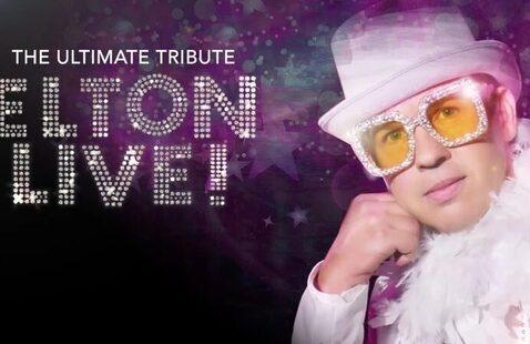Elton live tribute