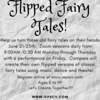 Flipped Fairy Tales Inclusive Camp 2021