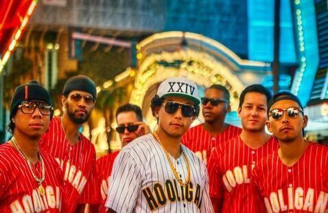 Uptown funk band members